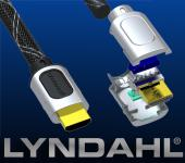 Lyndahl HighSpeed SL-P 1.4a HDMI Kabel mit Ethernet