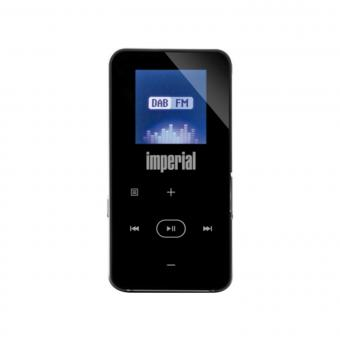Imperial DABMAN 2, mobiles DAB+/ UKW Radio mit BT, SD Card Slot