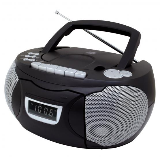 soundmaster scd5750 boombox cd radio cd. Black Bedroom Furniture Sets. Home Design Ideas